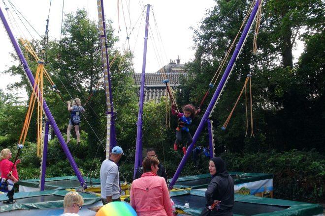 Trampoline springen in Warnsveld