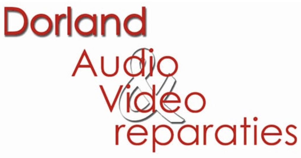 Dorland audio en video reparaties