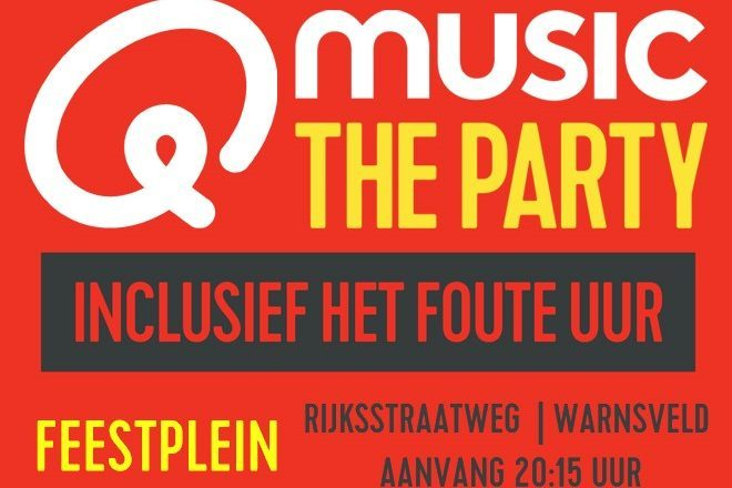 Qmusic 4uur Fout Outdoor
